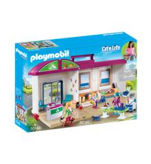 Playmobil - Take Along Vet Clinic (70146)