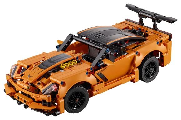LEGO Technic - Chevrolet Corvette ZR1 (42093)
