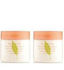Elizabeth Arden - 2x Green Tea Nectarine Blossom Honey Drops  - Body Cream 500 ml