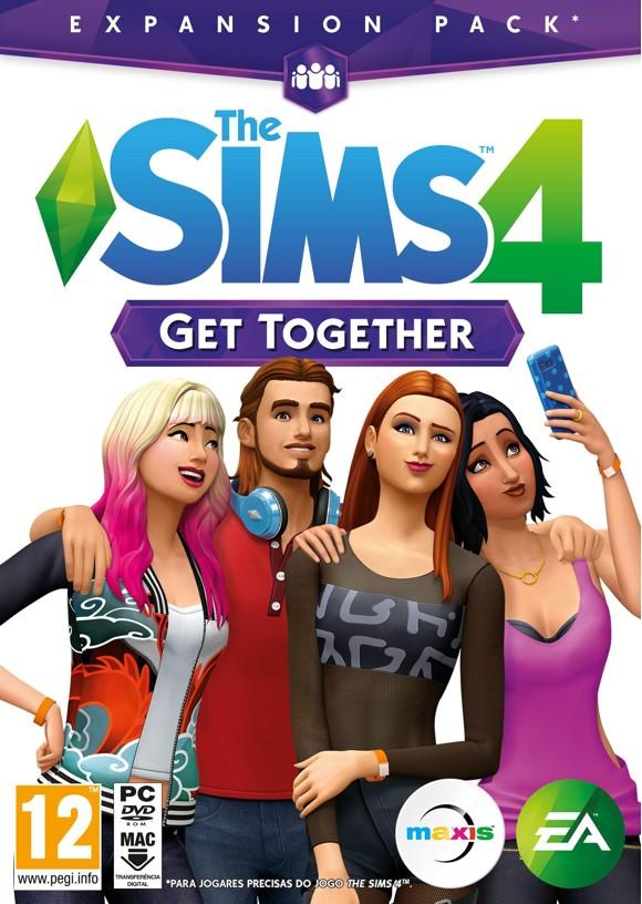 The Sims 4: Gøy med gjengen (Code via Email)