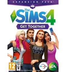 The Sims 4: Kimppapuuhaa (Code via Email)