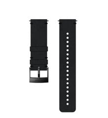 SUUNTO - 24 URB2 LEATHER STRAP BLACK/BLACK M