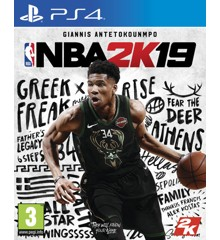NBA 2K19 (Steelbook Edition)