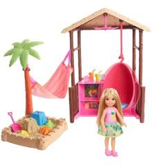 Barbie - Dreamhouse Adventures  Tiki Hytte