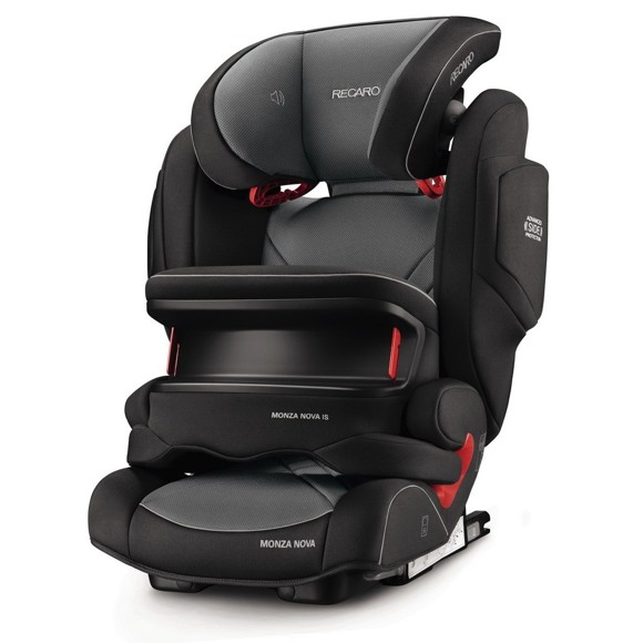 Recaro - Monza Nova IS - Carbon Black