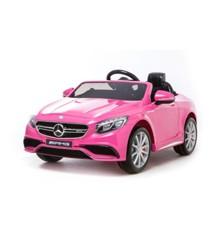 Azeno  - Elektrisk Bil -  Mercedes S63 - Pink