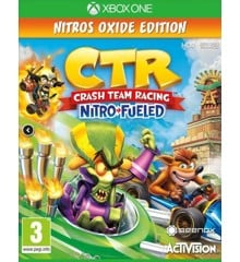 Crash Team Racing (Nitros Oxide)
