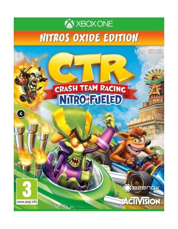 Crash Team Racing (Nitros Oxide)