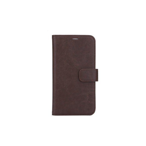 RadiCover - Radiationprotected Mobilewallet PU iPhone 11 Pro Max - Brown