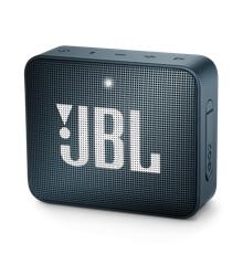 JBL - GO 2 Portable Bluetooth Højtaler Slate Navy