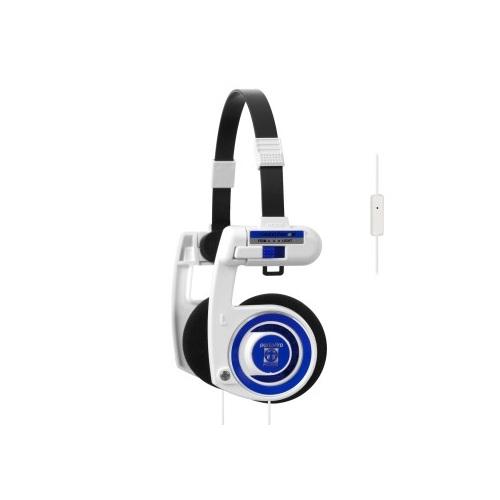 Koss Stereo OnEar-Kopfhörer iPorta Pro 2, White Blueberry (blau)