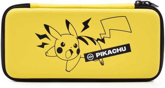 Nintendo Switch Emboss Case Pikachu