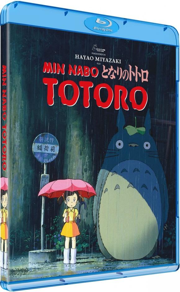 My Neighbour Totoro (Blu-Ray)