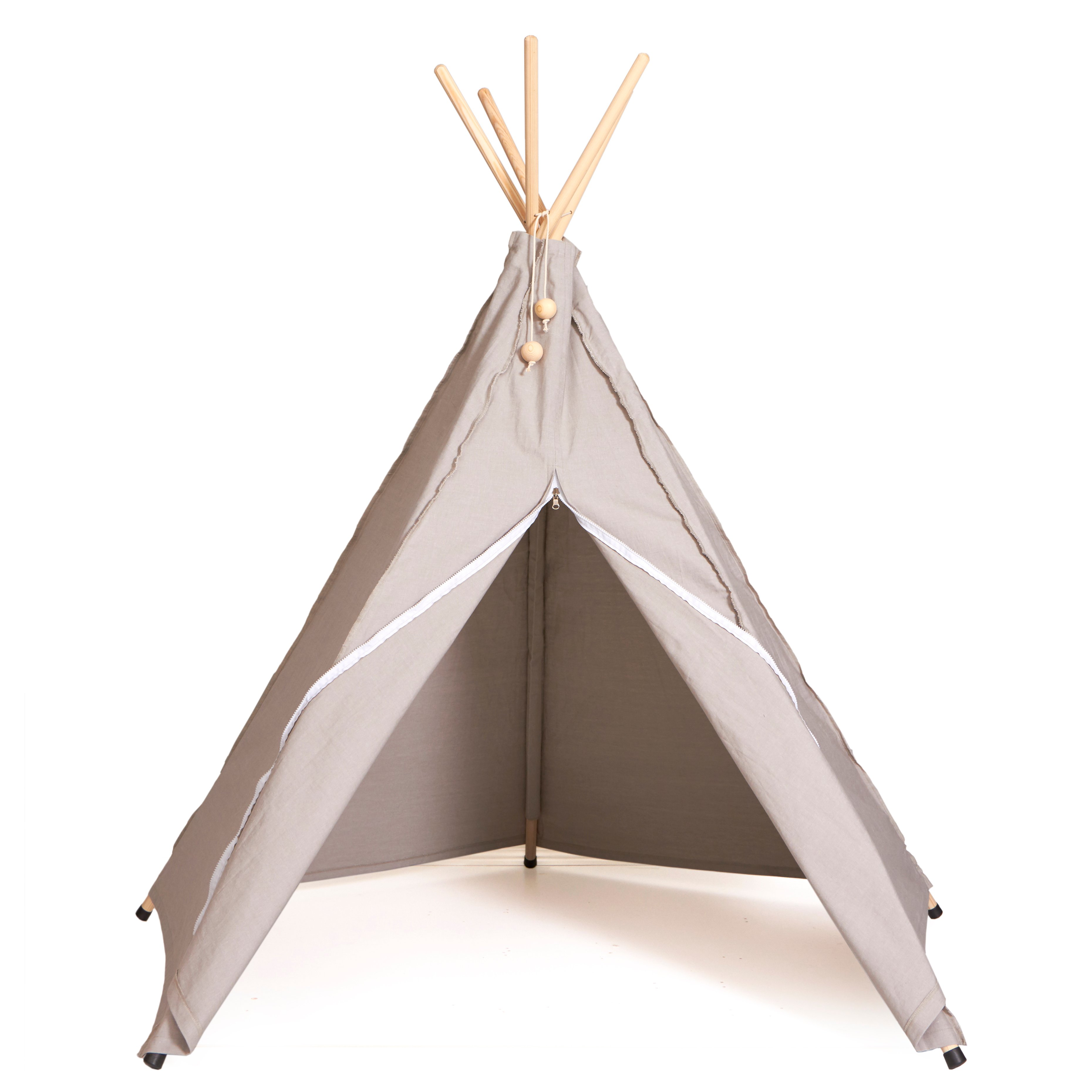 Roommate - Play Tent Hippie Tipi - Stone (12970)
