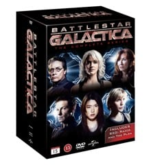 Battlestar Galactica - The Complete Series (26 disc) - DVD