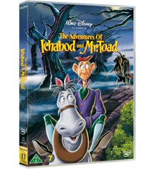 The Adventures Of Ichabod and Mr. Toad - Disney classic #11