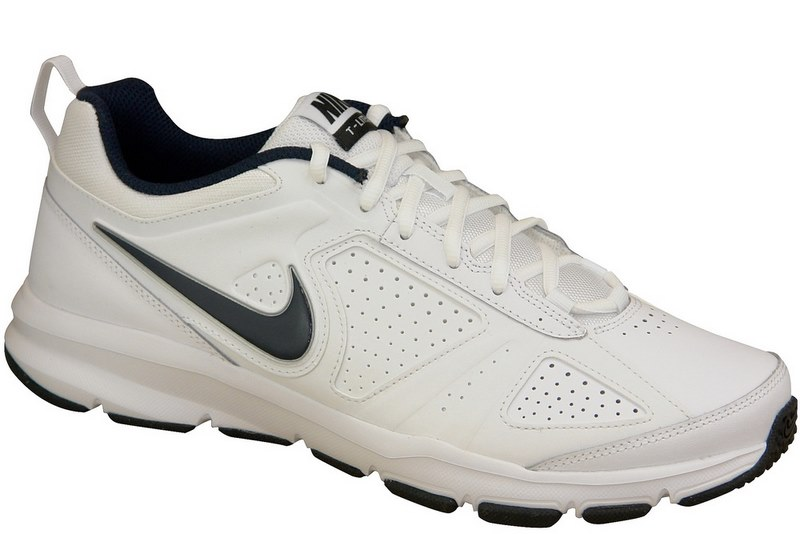 Details about Nike T Lite XI black or white Men´s Leather Trainers Sneaker Athletic Shoes NEW