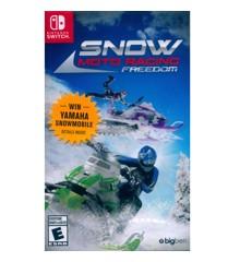 Snow Moto Racing Freedom (Import)