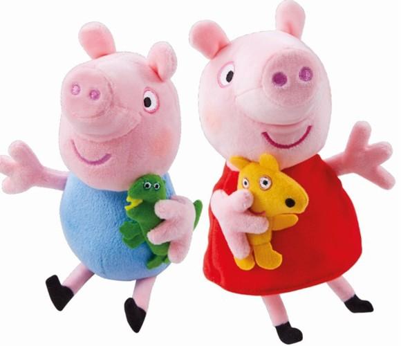 Peppa Pig - Two pack Plus (905-06598)