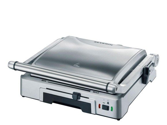 Severin - Bordgrill 1800 watt - Stål