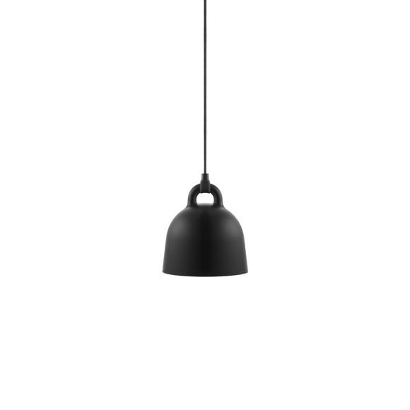 Normann Copenhagen - Bell Lamp XS - Black (502090)