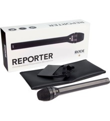 Røde - Reporter - Dynamic Reporter Microphone