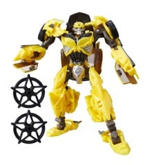Transformers - Movie - Generations Delux - Bumblebee