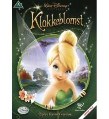 Disneys - Tinker Bell/Klokkeblomst - DVD