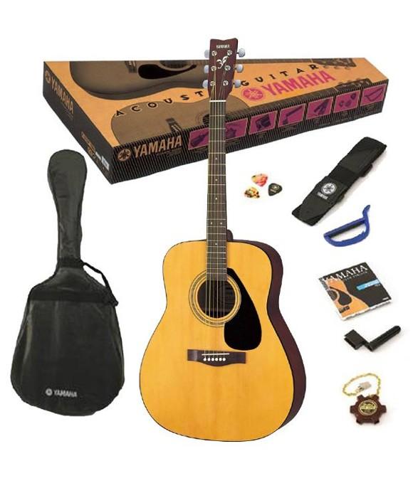 Yamaha - F310P - Acoustic Guitar Starter Pack (Natural)