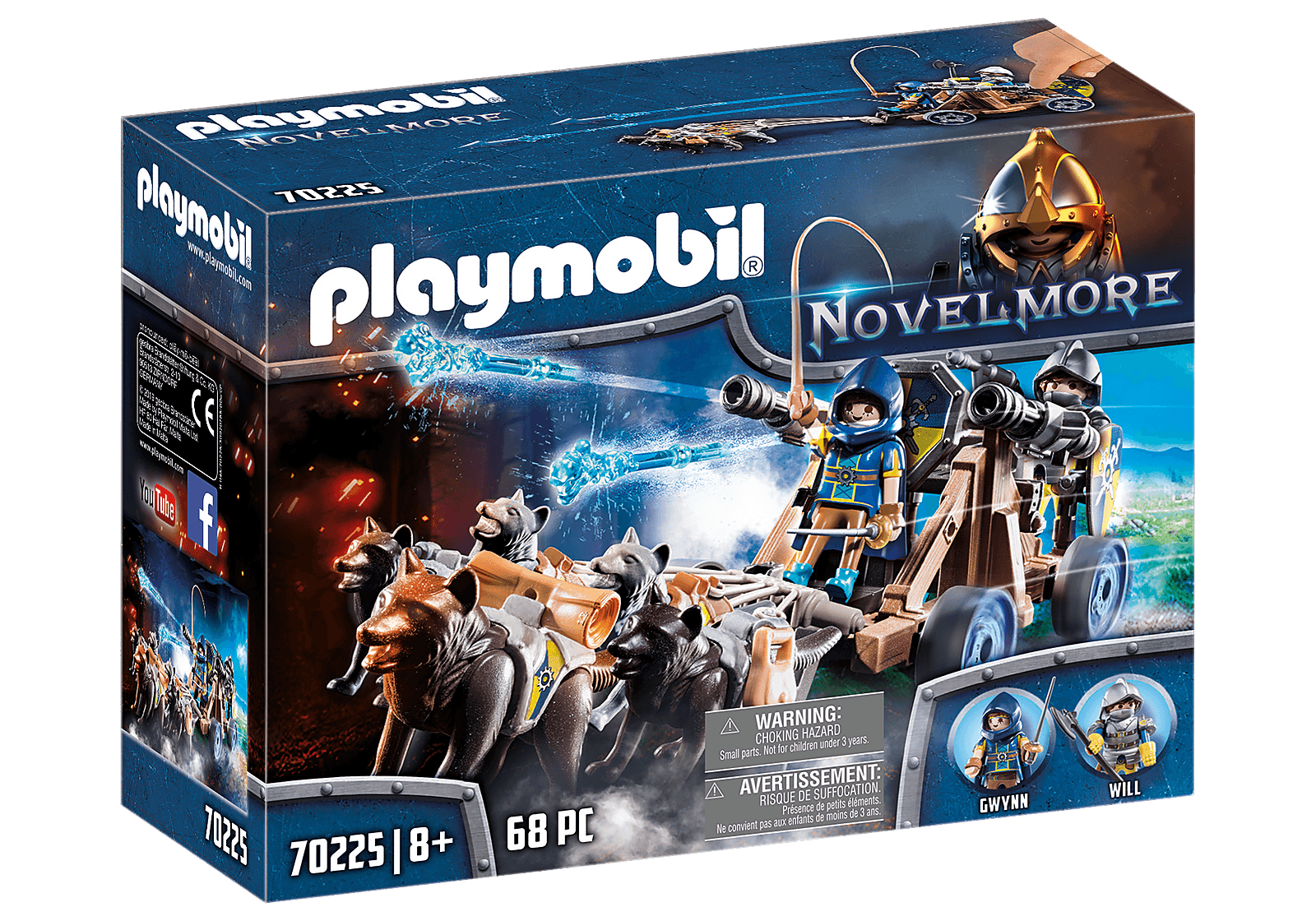 Playmobil - Wolfhaven Knights