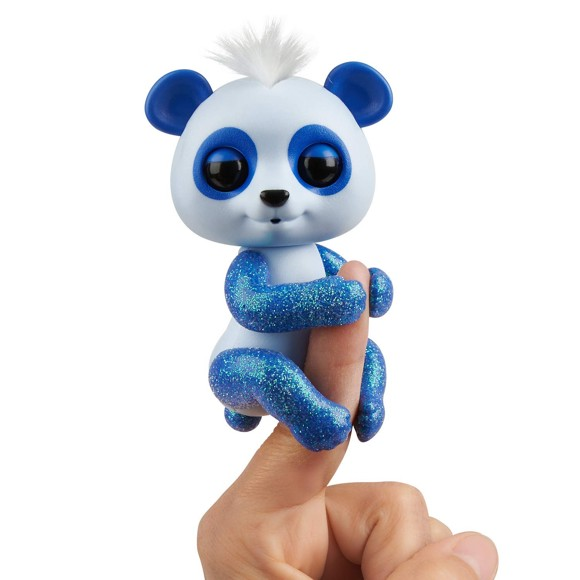 Fingerlings - Baby Panda - Archie (Blue)
