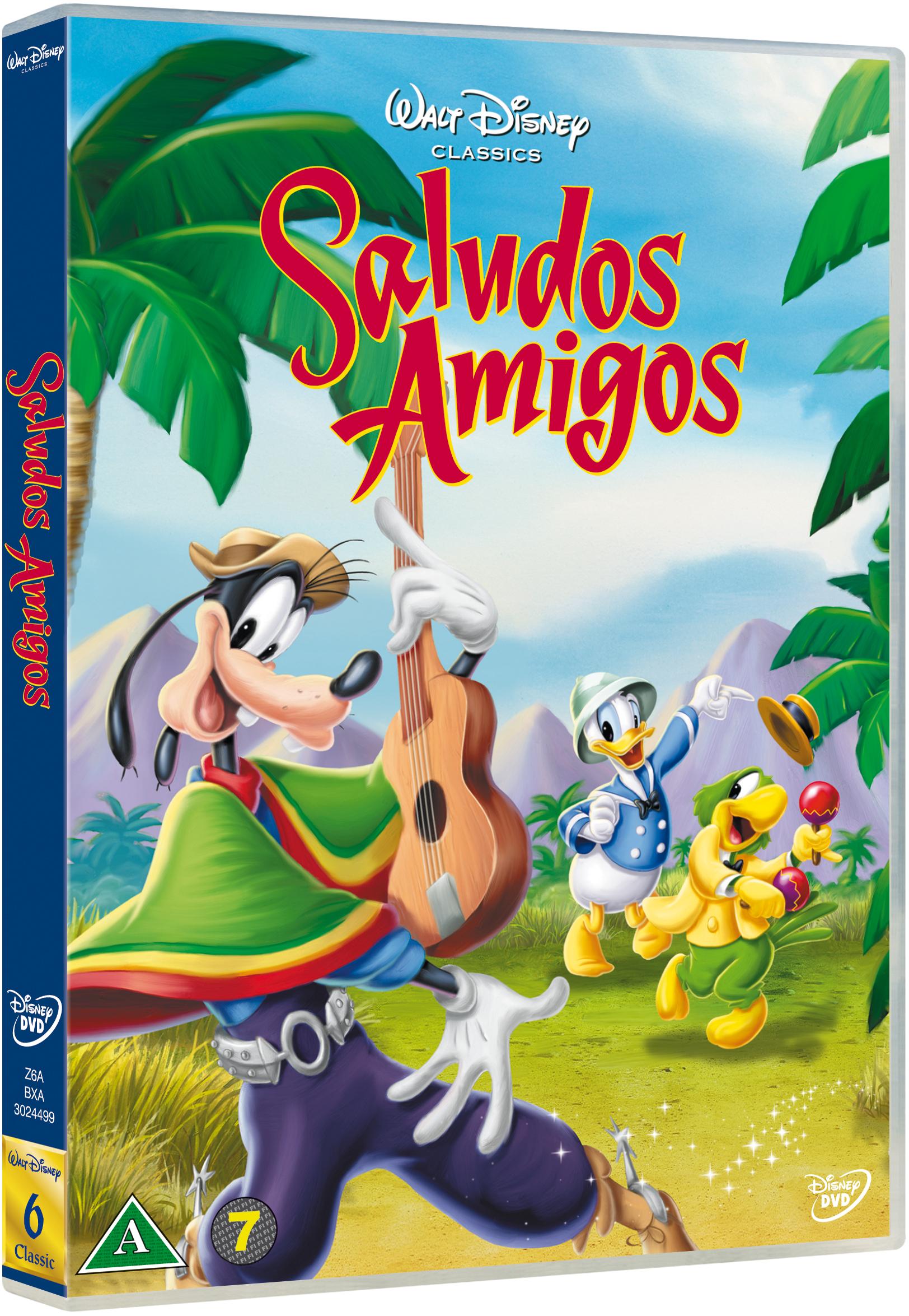 Saludos Amigos - Disney classic #6