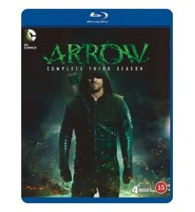 Arrow - Season 3 (Blu-Ray)