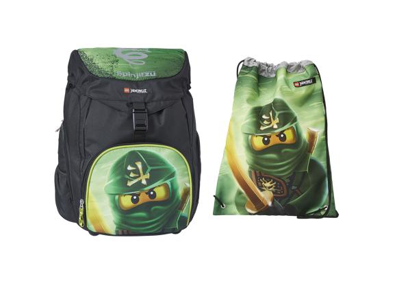 LEGO School Bag - Ninjago Lloyd (20096-1807)