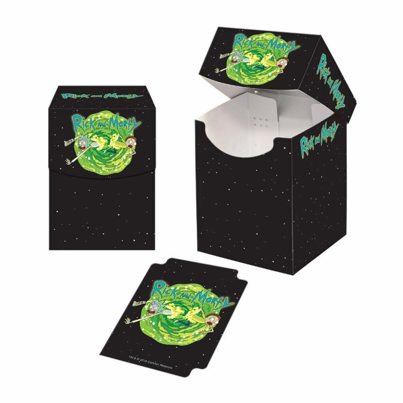 Rick and Morty - Deck Box PRO V3 100+ (ULT85645)
