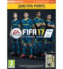 FIFA 17 - 2200 FUT Points (Code via Email)