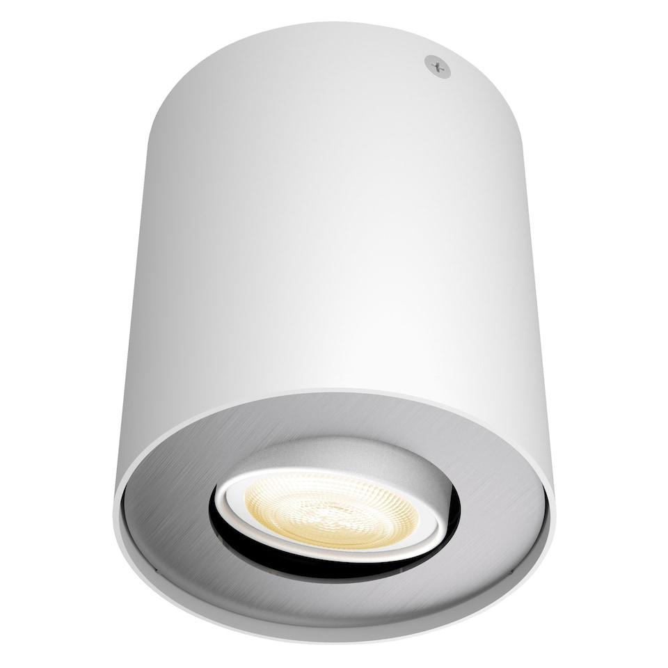 Philips Hue - Pillar  ext. kit single spot white (without remote) - White Ambiance - E