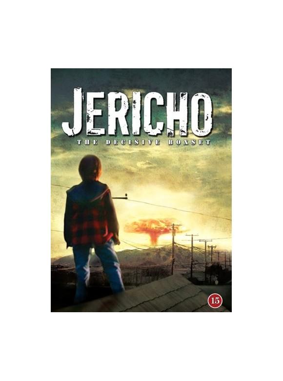 Jericho the Decisive Boxset (8-disc) - DVD