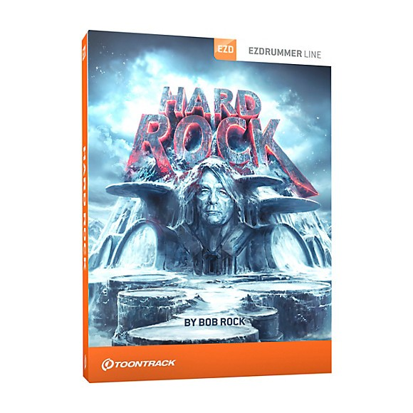Toontrack - EZX Hard Rock - Expansion Pack For EZdrummer (DOWNLOAD)