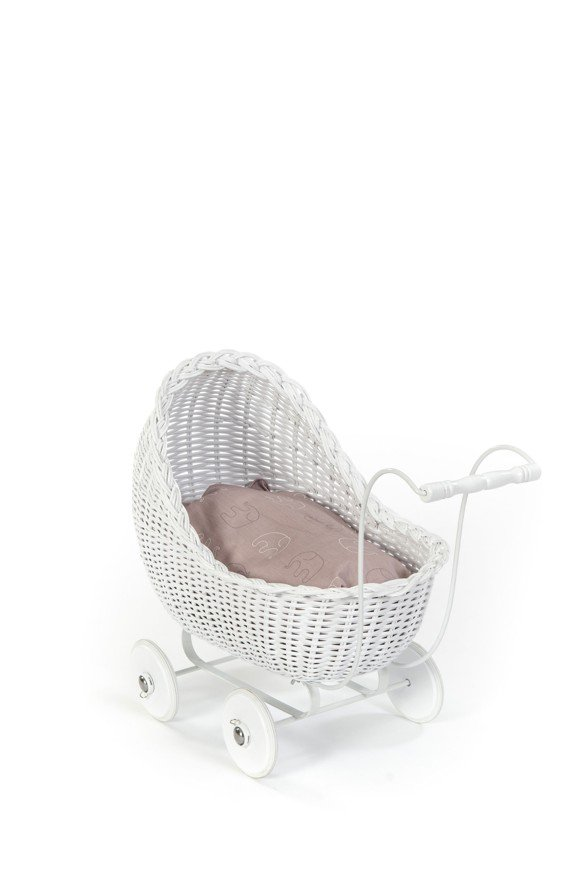 Smallstuff - Doll Stroller - White - Limited Edition - Only at Coolshop!
