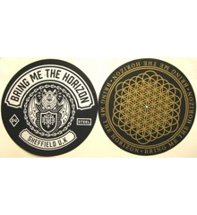 Slipmat set - Sheffield U.K