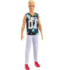 Barbie - Ken Dukke - Fashionistas - Game Sunday (FXL63)