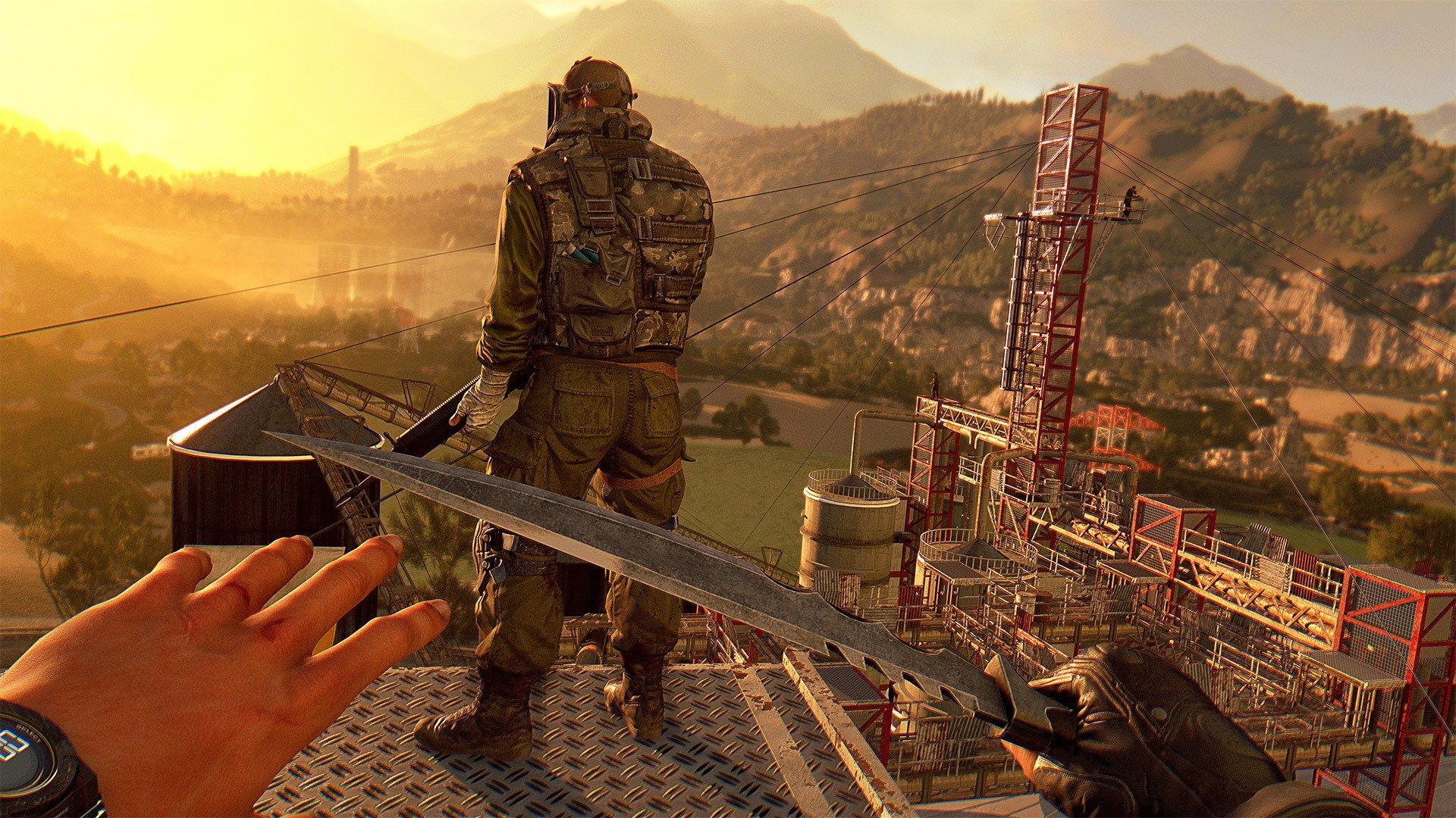 Buy Dying Light: The Following - Enhanced Edition - Xbox