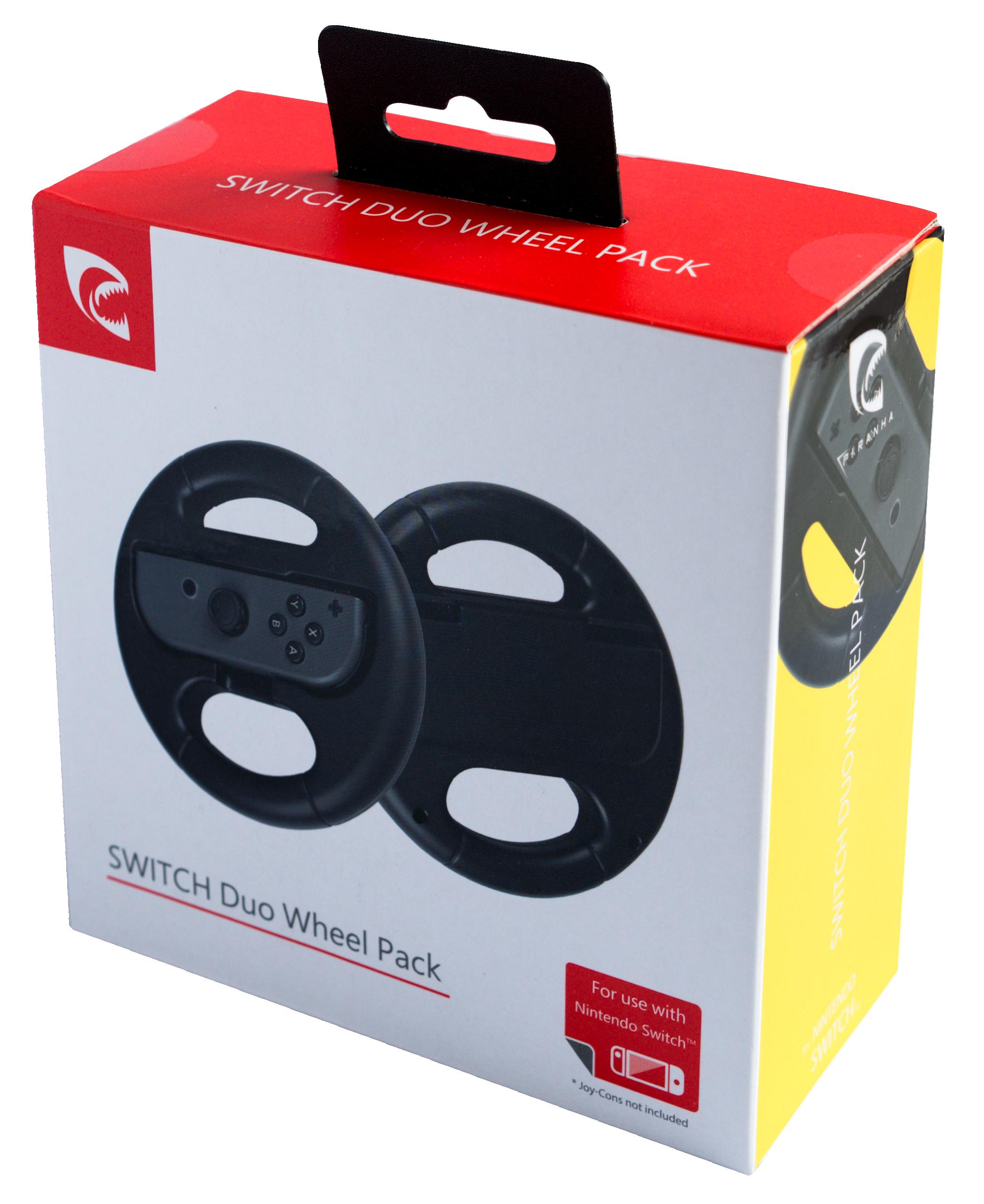 Piranha Switch Duo Wheel Pack