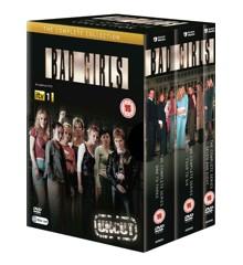 Bad Girls: Komplet boks - sæson 1 - 8 - UK - DVD