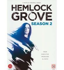Hemlock Grove: Season 2 (3-disc) - DVD