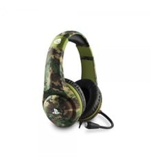 SNY Playstation 4 PRO4-70 Camo Gaming Headset