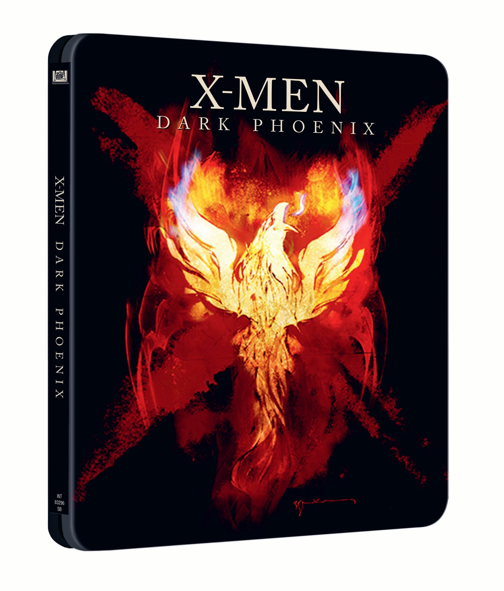 Dark Phoenix 4K UHD Ltd. Edition