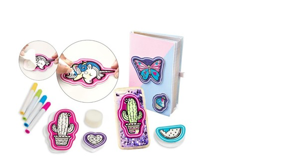 Cool Maker Fashion Patches (6043814)
