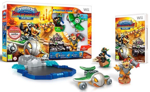 Skylanders SuperChargers - Starter Pack (IT/SP)